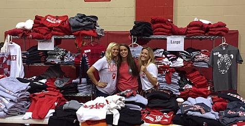 Fishers PTO spirit wear store